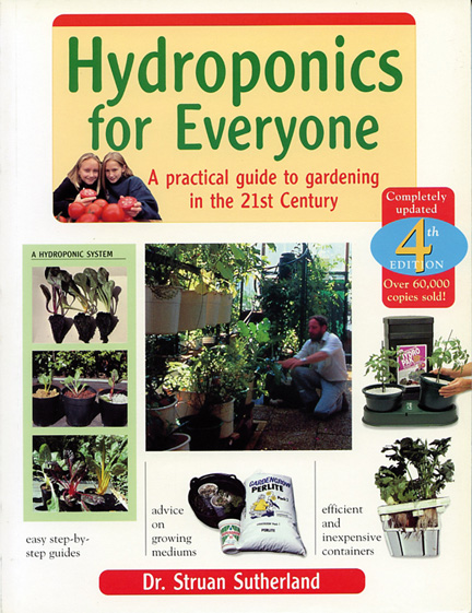 Hydroponics for Everyone 4th Edn