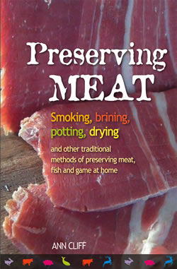 Preserving Meat, Ann Cliff